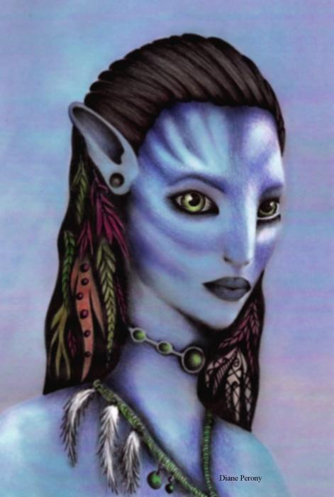 Avatar (film) by diane75018